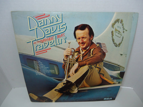 Danny Davis And The Nashville Brass ‎– Travelin'