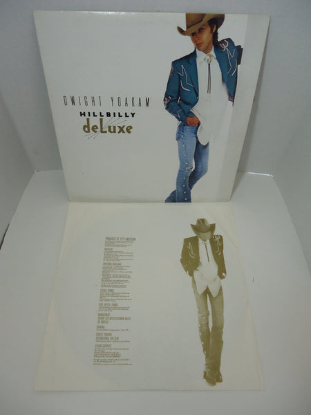 Dwight Yoakam ‎– Hillbilly DeLuxe [Club Edition]