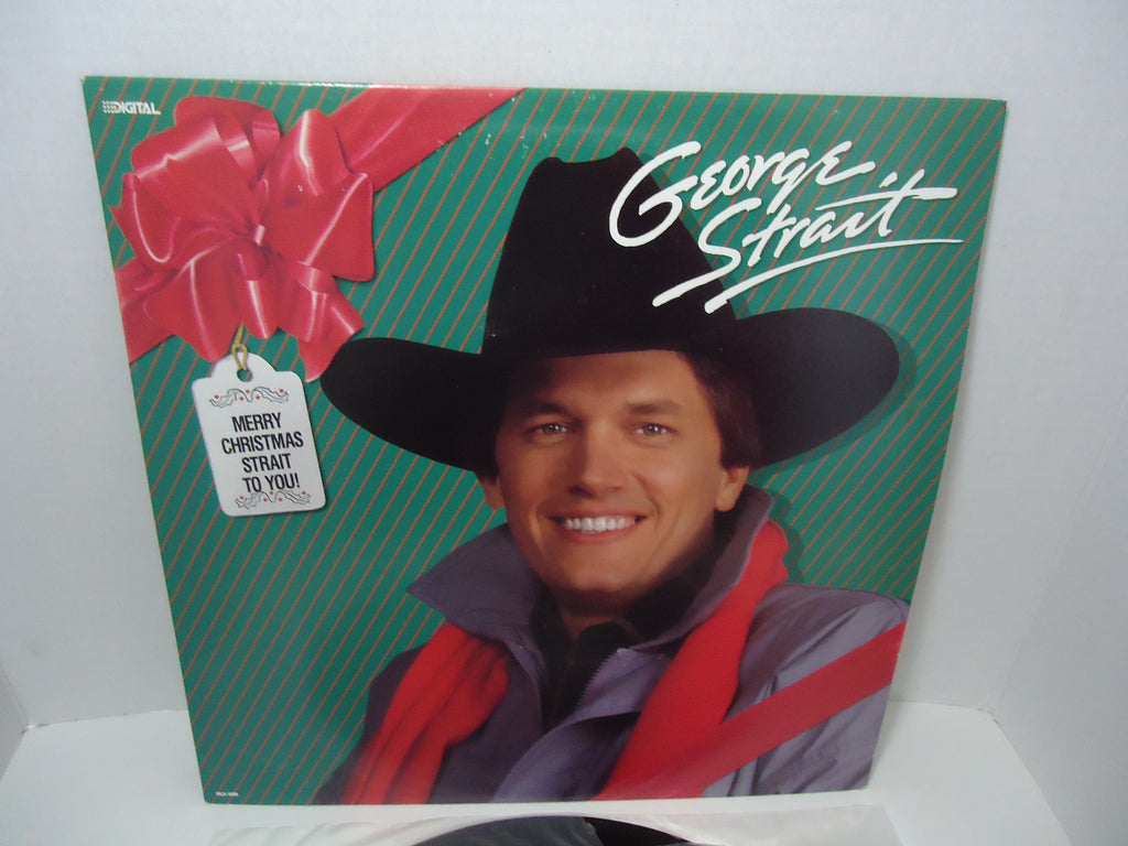 George Strait ‎– Merry Christmas Strait To You
