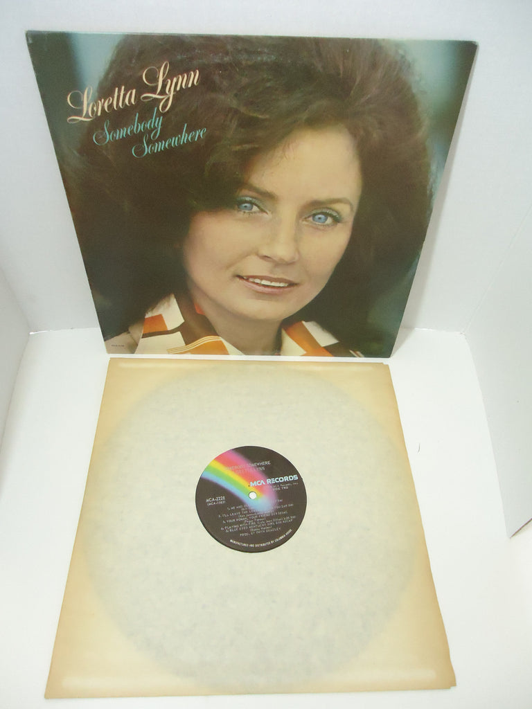 Loretta Lynn ‎– Somebody Somewhere