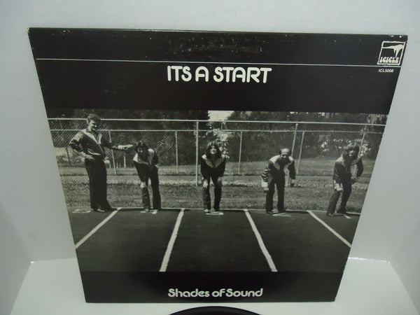 It's A Start - Shades of Sound