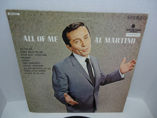 Al Martino ‎– All Of Me
