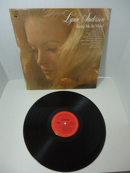 Lynn Anderson ‎– Keep Me In Mind