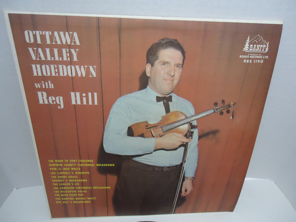 Reg Hill ‎– Ottawa Valley Hoedown