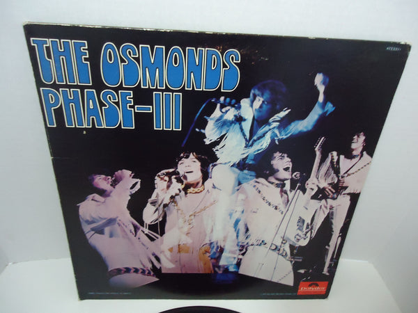 The Osmonds ‎– Phase III [Gatefold]