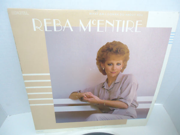 Reba McEntire ‎– What Am I Gonna Do About You