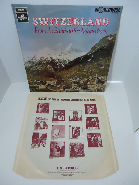 Various Artists - Switzerland, From the Säntis to the Matterhorn [Import]