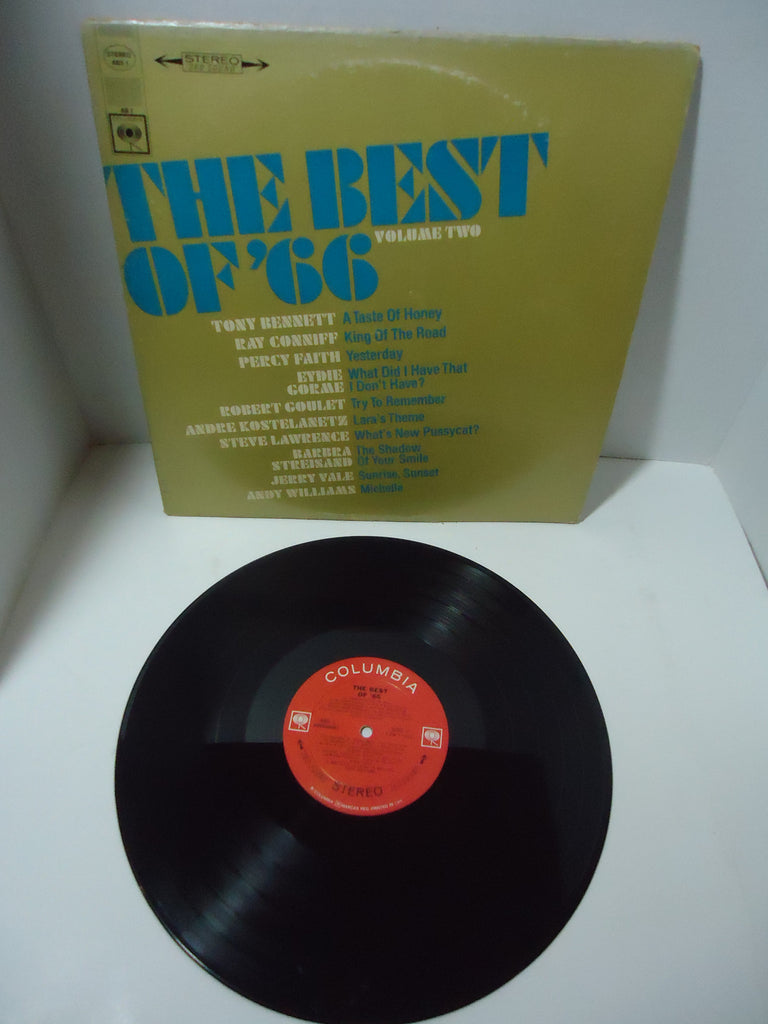 Various Artists ‎– The Best Of '66 Volume Two