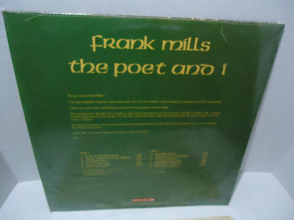 Frank Mills ‎– The Poet And I