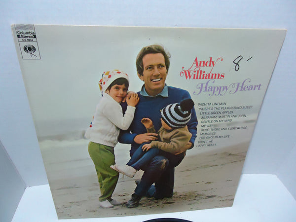 Andy Williams ‎– Happy Heart