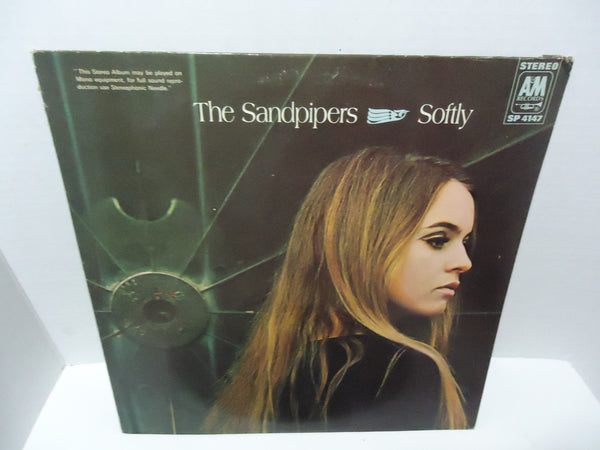 The Sandpipers ‎– Softly