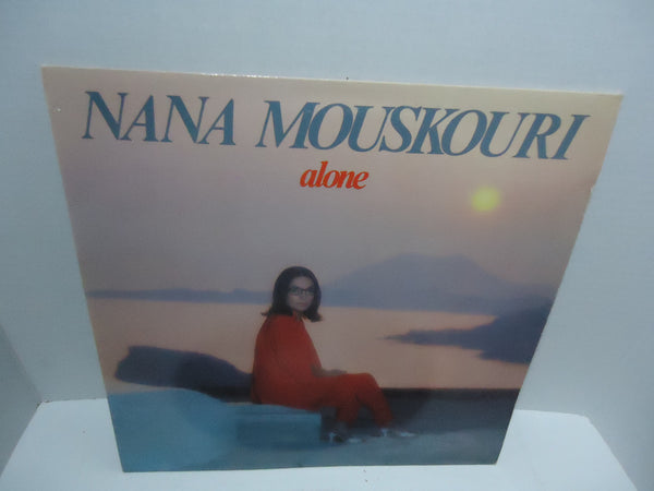 Nana Mouskouri ‎– Alone