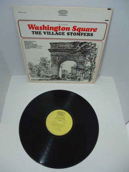 The Village Stompers ‎– The Original Washington Square