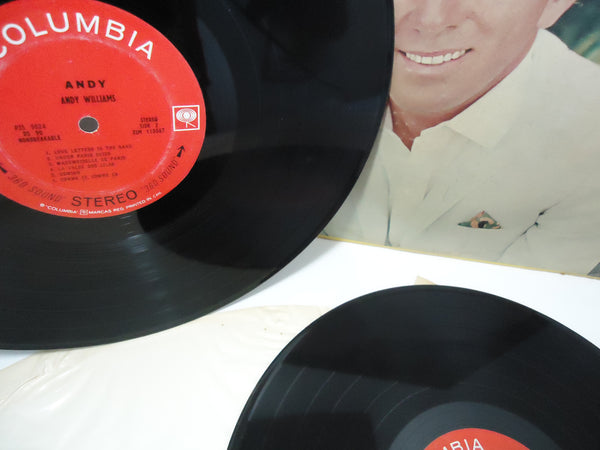 Andy Williams ‎– Andy [Double LP]