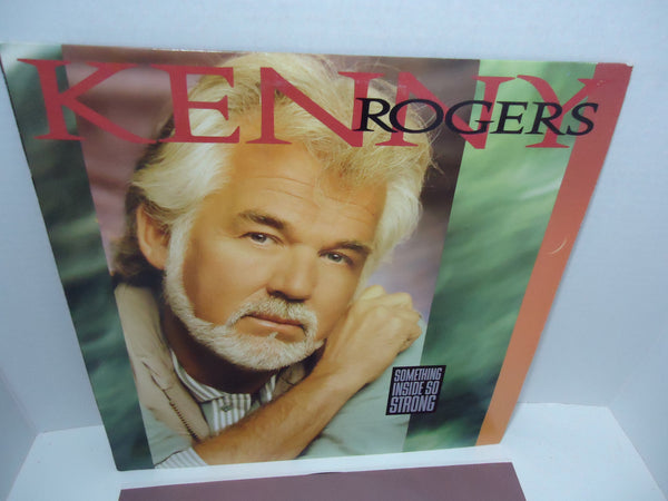 Kenny Rogers ‎– Something Inside So Strong LP