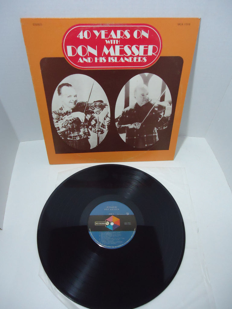 Don Messer 40 Years On LP