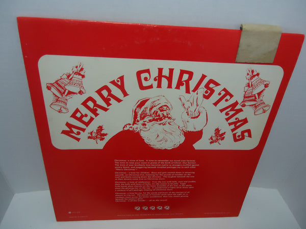 The 100 Voices Of Christmas LP for sale