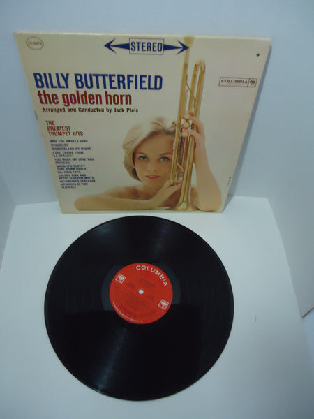 Billy Butterfield ‎– The Golden Horn LP