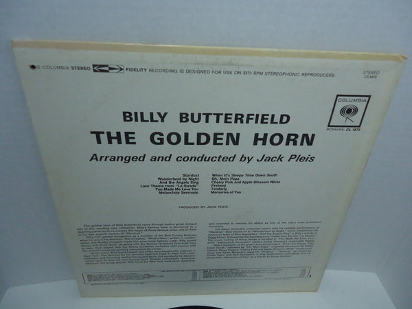Billy Butterfield ‎– The Golden Horn