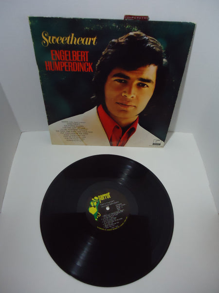 Engelbert Humperdinck ‎– Sweetheart LP