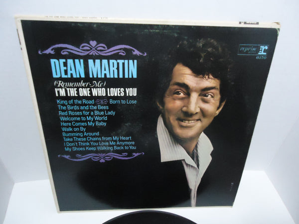 Dean Martin ‎– (Remember Me) I'm The One Who Loves You LP