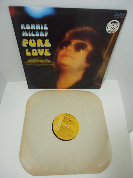 Ronnie Milsap ‎– Pure Love Re-Issue LP