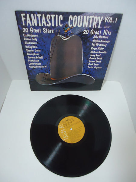 Fantastic Country Vol. 1 LP Canada