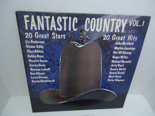 Fantastic Country Vol. 1 LP Canada RCA