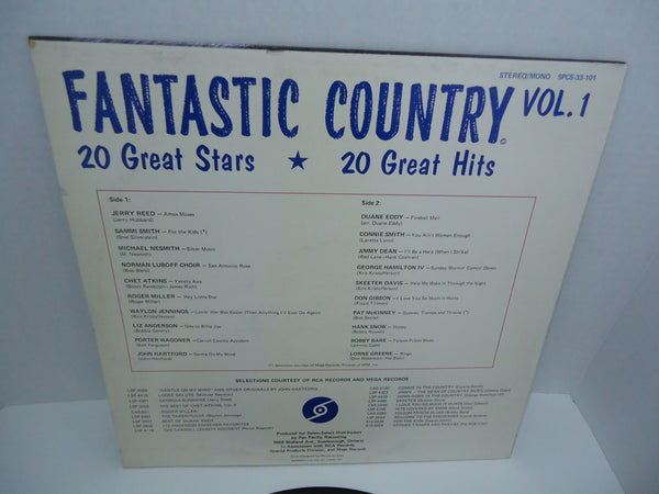 Various Artists - Fantastic Country Vol. 1