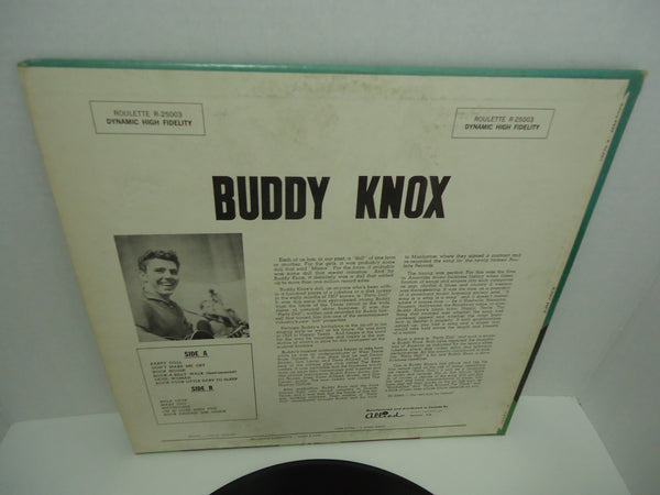 Buddy Knox ‎– S/T [Self-Titled]