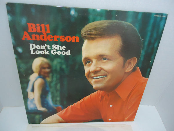 Bill Anderson – Don't She Look Good LP Canada Decca Records