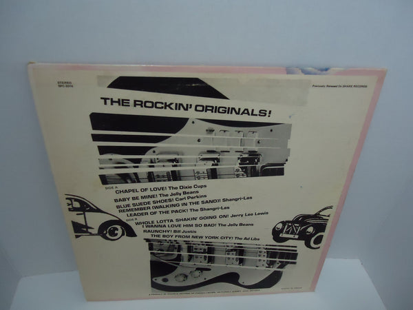 Various ‎Artists – Supercharged Rock N' Roll Hits
