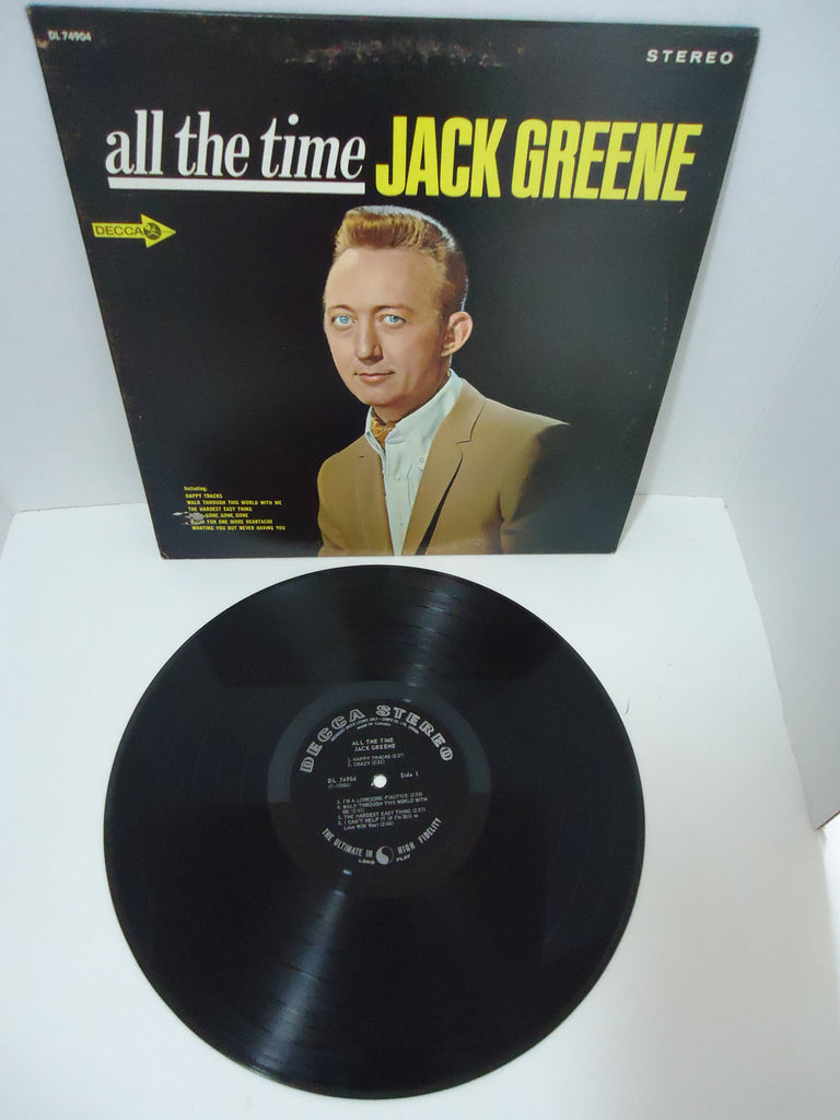 Jack Greene ‎– All the Time