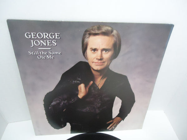 George Jones ‎– Still The Same Ole Me LP