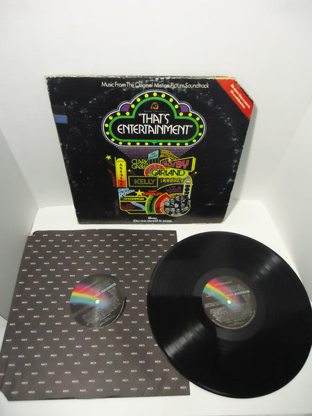 Music From The Original Motion Picture Soundtrack - That's Entertainment LP
