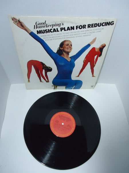 The Bob Prince Quartet, Julie Conway ‎– Good Housekeeping's Plan For Reducing LP