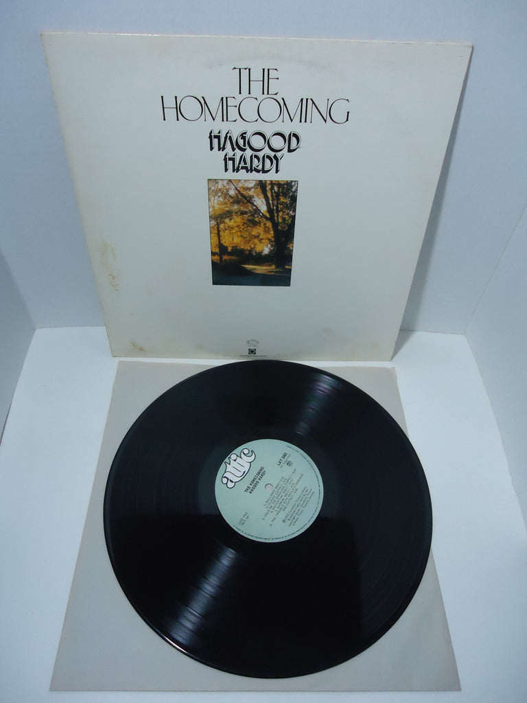 Hagood Hardy ‎– The Homecoming LP