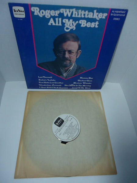Roger Whittaker ‎– All My Best LP