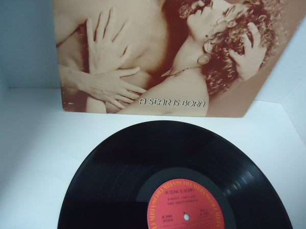 Barbra Streisand, Kris Kristofferson – A Star Is Born [Gatefold]