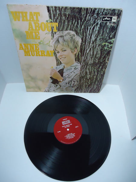 Anne Murray ‎– What About Me LP