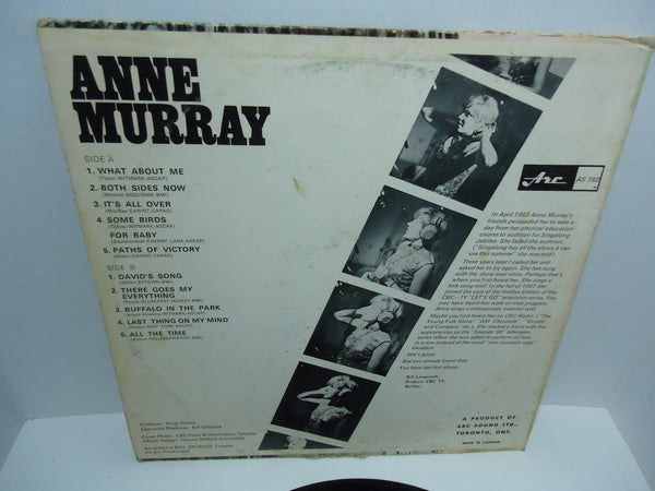 Anne Murray ‎– What About Me