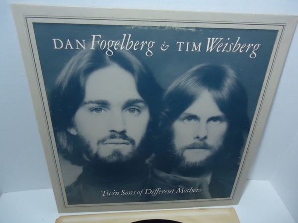 Dan Fogelberg & Tim Weisberg ‎– Twin Sons Of Different Mothers [Gatefold]