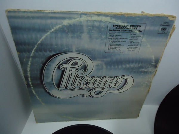 Chicago – S/T [Double LP] [Gatefold]