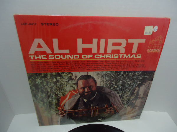 Al Hirt ‎– The Sound Of Christmas LP