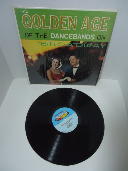 Various Artists  Golden Age of The Dance Bands On Broadway Mono LP