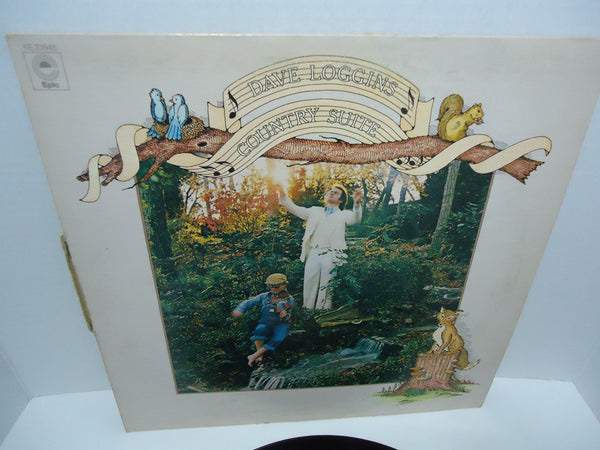Dave Loggins ‎– Country Suite LP Canada