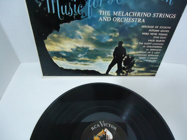 The Melachrino Strings And Orchestra ‎– Moods In Music: Music For Relaxation