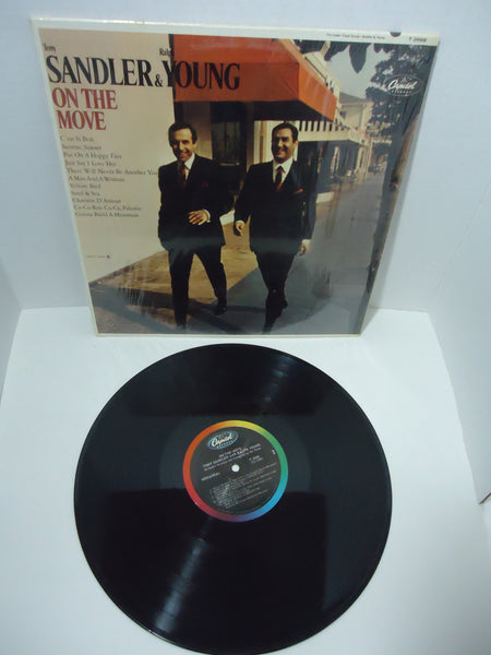 Sandler & Young ‎– On The Move Mono LP