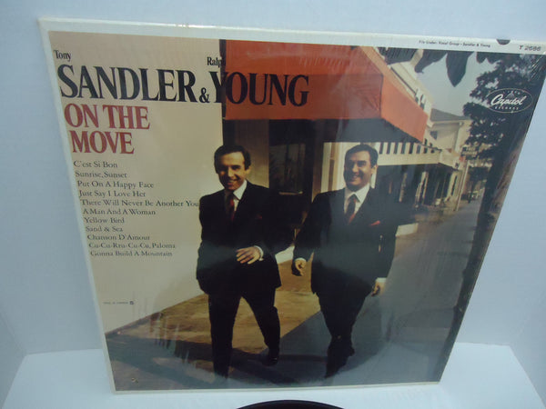 Sandler & Young ‎– On The Move [Mono] LP