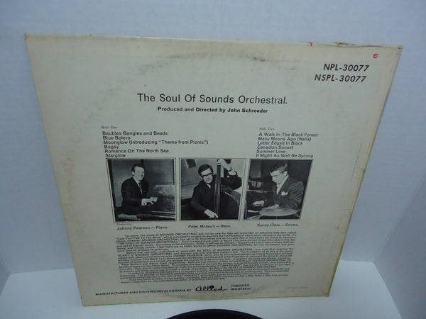 Sounds Orchestral ‎– The Soul Of Sounds Orchestral